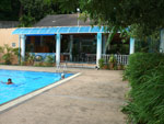 phuket town detached house swimming pool and restaurant